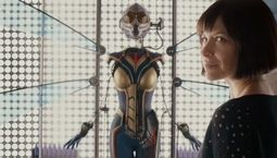 Photo Evangeline Lilly, Ant-Man and the Wasp