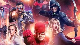 photo, The Flash, Supergirl, DC's Legends of Tomorrow, Batwoman