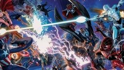 comics Secret Wars