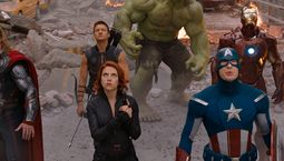 photo, Chris Evans, Scarlett Johansson, Jeremy Renner, Chris Hemsworth, Mark Ruffalo, Robert Downey Jr.