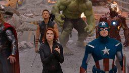 photo, Chris Evans, Scarlett Johansson, Jeremy Renner, Chris Hemsworth, Mark Ruffalo, Robert Downey Jr.