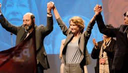 Photo Kad Merad, Astrid Weyman, Astrid Whettnall, François Morel