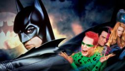 photo Batman forever