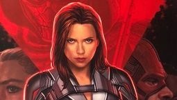 photo Affiche Black Widow