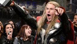 Photo Thor SNL