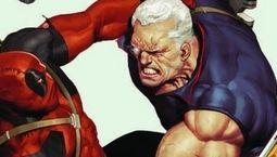 Photo Deadpool Cable