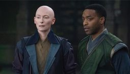 Photo Tilda Swinton, Chiwetel Ejiofor