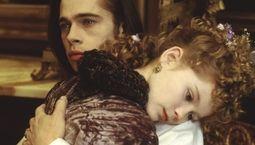 Photo Brad Pitt, Kirsten Dunst