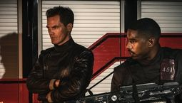 Photo Michael Shannon, Michael B. Jordan