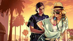 Photo Grand Theft Auto