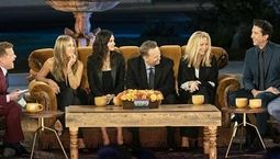photo, Jennifer Aniston, Courteney Cox, David Schwimmer, Matt LeBlanc, Lisa Kudrow, Matthew Perry