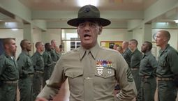 Photo R. Lee Ermey