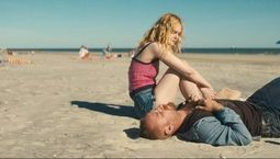 photo, Ben Foster, Elle Fanning