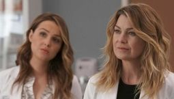 photo, Ellen Pompeo, Camilla Luddington