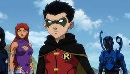 Photo Teen Titans Judas Contract