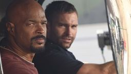 photo, L'Arme fatale saison 3, Damon Wayans
