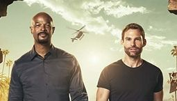 photo, L'Arme fatale saison 3, Damon Wayans, Seann William Scott