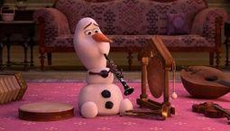 Olaf, Josh Gad