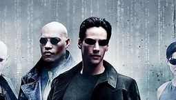Affiche officielle matrix