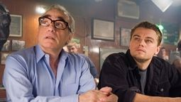 photo, Leonardo DiCaprio, Martin Scorsese