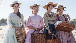 Photo Emma Watson, Florence Pugh, Saoirse Ronan, Eliza Scanlen