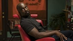 Photo Mike Colter, Luke Cage