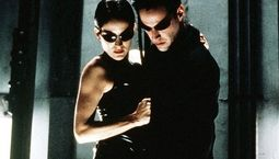 Photo Keanu Reeves, Carrie-Anne Moss