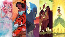 Affiche Disney