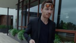 Photo trailer Michael Fassbender