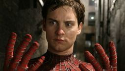 photo, Tobey Maguire