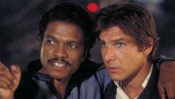 Photo Han Solo Lando Clarissian
