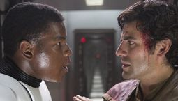 photo, John Boyega, Oscar Isaac