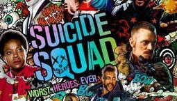 Photo Affiche Suicide Squad