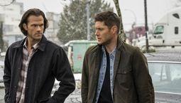 photo, Jared Padalecki, Jensen Ackles