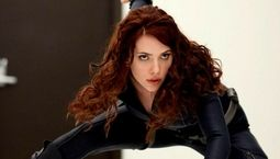 : Scarlett Johansson Black Widow, Black Widow