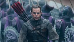 Photo Matt Damon Great Wall