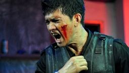 photo, Iko Uwais