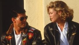 Photo Tom Cruise, Kelly McGillis
