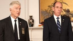 Photo David Lynch, Miguel Ferrer