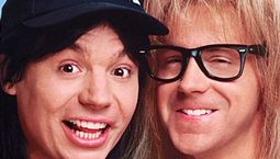 photo Wayne's World