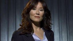 président Mary McDonnell Battlestar Galactica