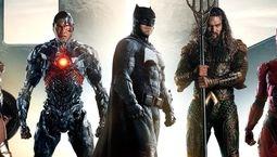 Affiche Justice League 957942