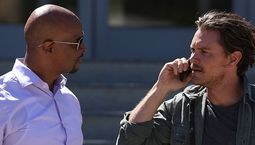 photo, Clayne Crawford, Damon Wayans