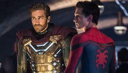 photo, Jake Gyllenhaal, Tom Holland