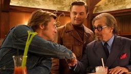 Photo Brad Pitt, Leonardo DiCaprio, Al Pacino
