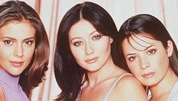 Photo Alyssa Milano, Shannen Doherty, Holly Marie Combs
