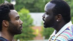 photo, Donald Glover, Brian Tyree Henry