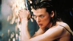 Photo Milla Jovovich, Resident Evil