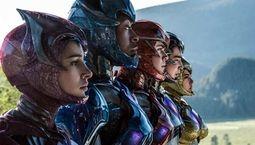 Photo Power Rangers