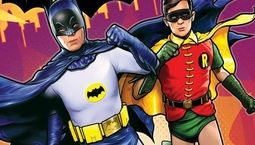 Photo Affiche Return of the Caped Crusaders